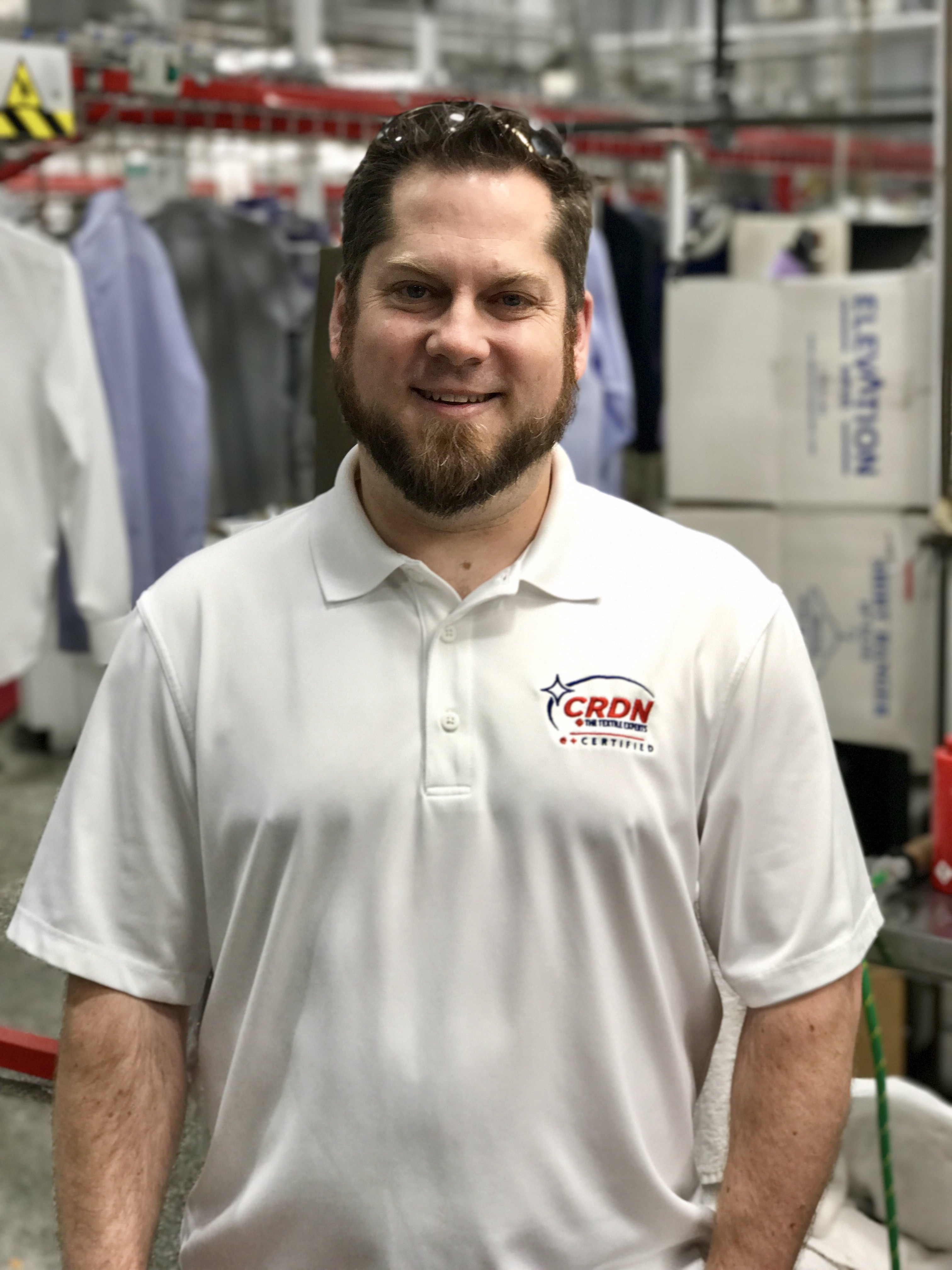 Chris Vozniak, Route Manager